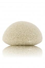 Eponge Konjac Argile Verte - Peau mixte à grasse