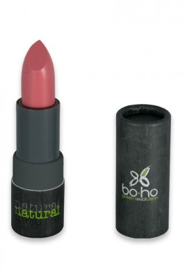 Organic Lipstick Sheer Matte Boho Green Revolution