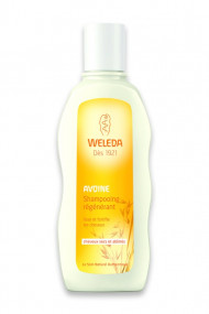 Vegan Shampoo with Regenerating Oat - Weleda