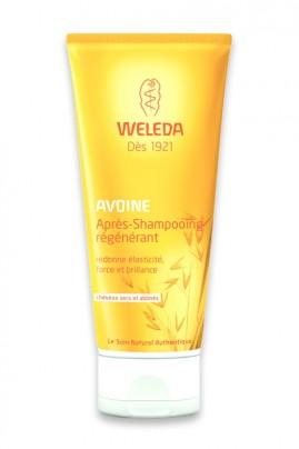 Après Shampooing Vegan à l'Avoine Régénérant - Weleda