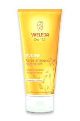 Vegan Conditioner with Regenerating Oat - Weleda
