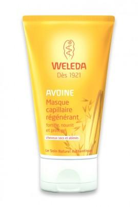 Masque Capillaire Vegan à l'Avoine Régénérant - Weleda