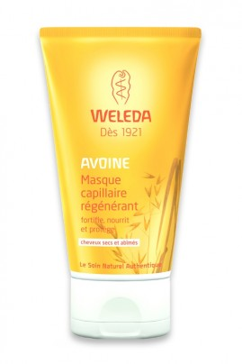 Vegan Hair Mask with Regenerating Oat - Weleda