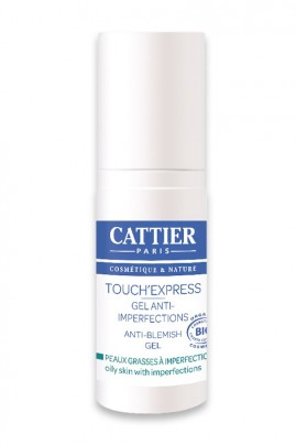 Organic Acne Blemish Treatment - Touch'Express - Cattier