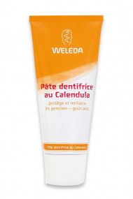 Soothing Calendula Tooth Paste - Vegan - Weleda