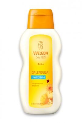 Bain Crème au Calendula Weleda Bébé