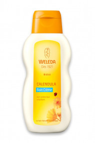 Calendula Cream Bath Weleda Baby