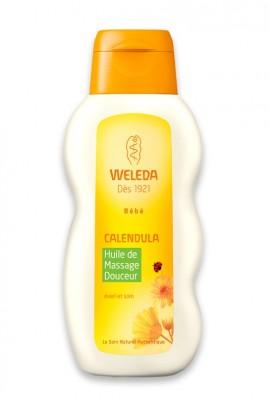 Huile de Massage Douceur Vegan - Weleda Bébé
