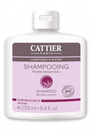 Organic Shampoo for Dry Hair Bamboo Marrow Cattier