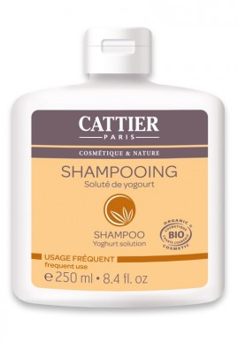 Organic Shampoo Frequent Use - Yoghurt Extract Cattier