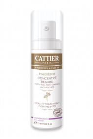 Organic Eye Contour Care Eclat de Rose Cattier