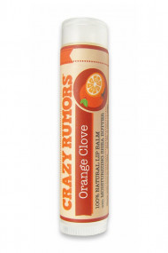 Natural Lipbalm Orange Clove Crazy Rumors