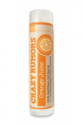 Natural Lipbalm Orange Juice Crazy Rumors