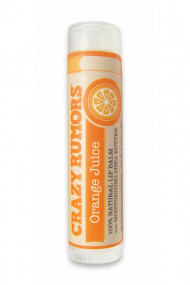 Natural Lipbalm Orange Juice Crazy Rumors