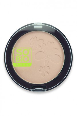 Organic Mattifying Compact Powder SO'BiO étic