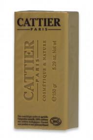 Savon Bio Argimiel - Peau normale à mixte - Cattier