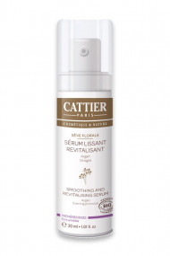 Organic Serum Smoothing Revitalizing - First Wrinkles - Cattier