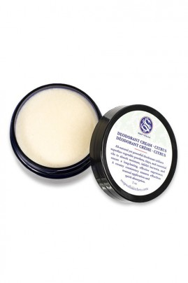 Natural Deodorant Cream Vegan - Soapwalla