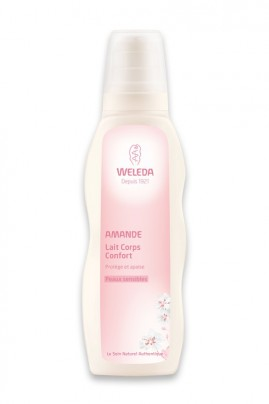Almond Body Lotion for Sensitive Skin - Weleda