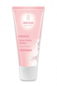 Hand Cream with Almond - Sensitive Skin - Weleda