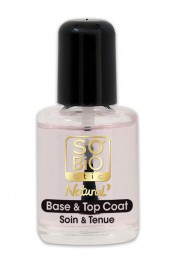 Base & Top Coat - SO'BiO étic