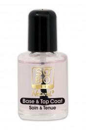 Base & Top Coat - SO'BiO étic