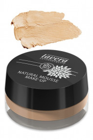 Natural Vegan Mousse Foundation - Lavera
