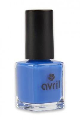 """Bleu Lapis Lazuli"" Nail Polish"