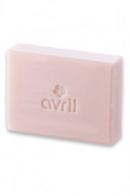 Organic Vegan Soap - Raspberry - Avril