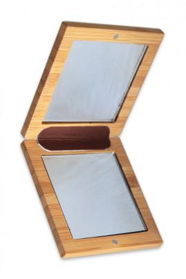 Boîtier Magnétique Double Miroir - Zao