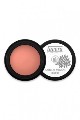 Blush Mousse Naturelle & Vegan - Lavera