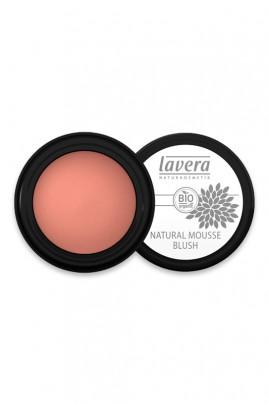 Natural & Vegan Mousse Blush - Lavera