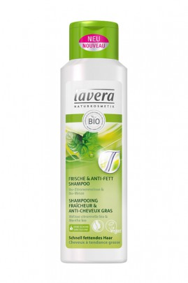 Shampooing Vegan - Cheveux gras - Lavera