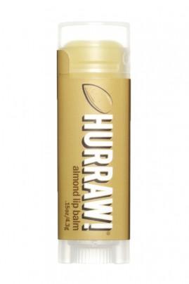 Baume à Lèvres Naturel & Vegan - Amande - Hurraw