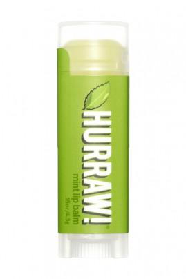 Baume à Lèvres Naturel & Vegan - Menthe - Hurraw