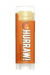 Baume à Lèvres Naturel & Vegan - Orange - Hurraw