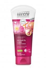 Après-Shampooing Vegan - Cheveux Secs & Abîmés - Lavera