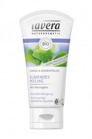 Gommage Purifiant Vegan & Bio - Lavera