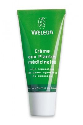 Crème aux Plantes Médicinales Weleda
