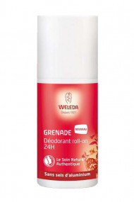 Déodorant Vegan Roll-On 24h - Grenade - Weleda