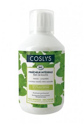 Bain de Bouche Protection Complète Fraîcheur Intense à la Menthe - Coslys