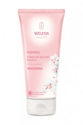 Almond Comfort Shower Cream - Sensitive Skin - Weleda