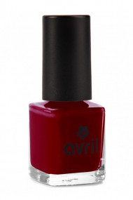 Nail Polish Bordeaux - Deep red wine