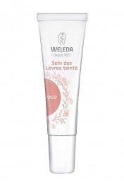 Soin des Lèvres Teinté Vegan - Weleda