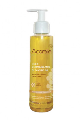 Makeup Remover Oil - Face & Eyes - Acorelle