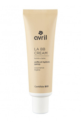 BB Cream à l'huile d'amande douce bio - Avril