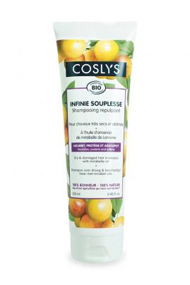 Shampooing Bio - Cheveux Secs et Abîmés - Coslys
