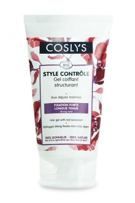 Gel Coiffant Bio Fixation Forte - Algues Rouges - Coslys
