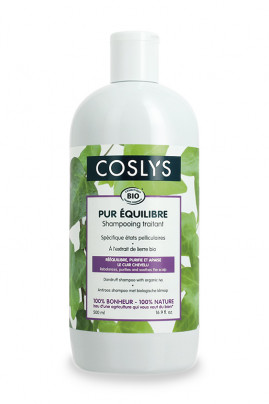 Organic Shampoo Anti Dandruff Coslys