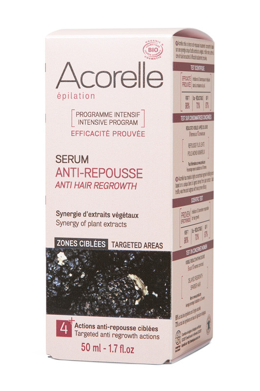 Organic Intensive Serum Anti Hair Growth Acorelle